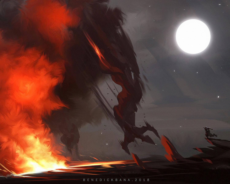 Benedick bana raging inferno2 lores