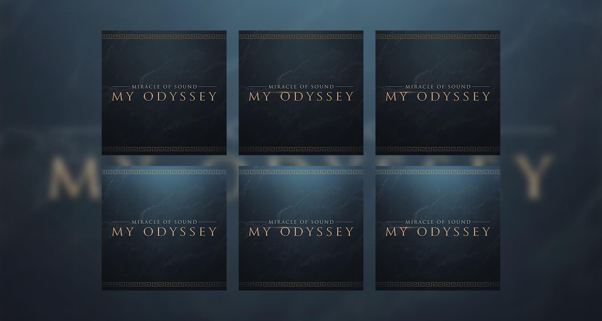 Alfred khamidullin my odyssey