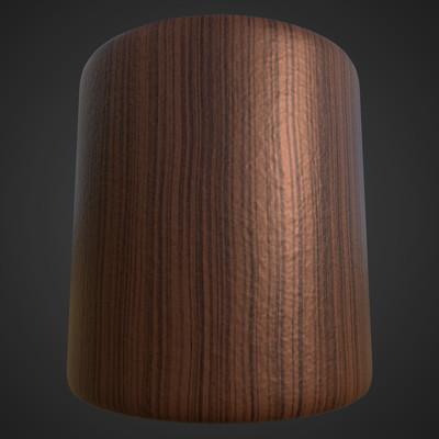 Evan szarka woodlaminate render