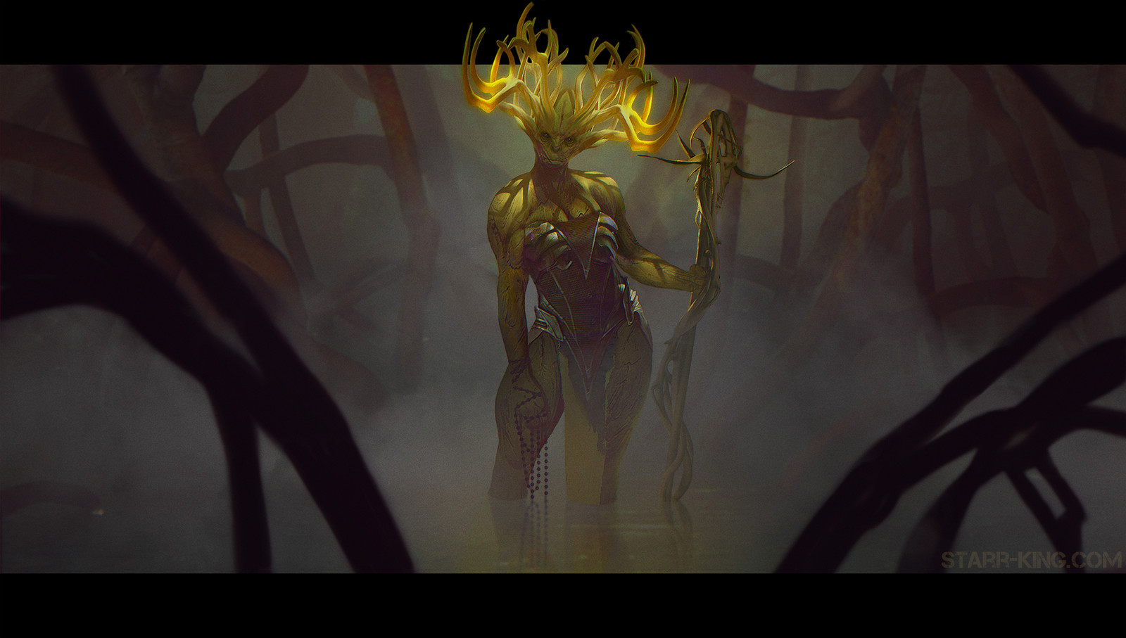 Queen of Snares