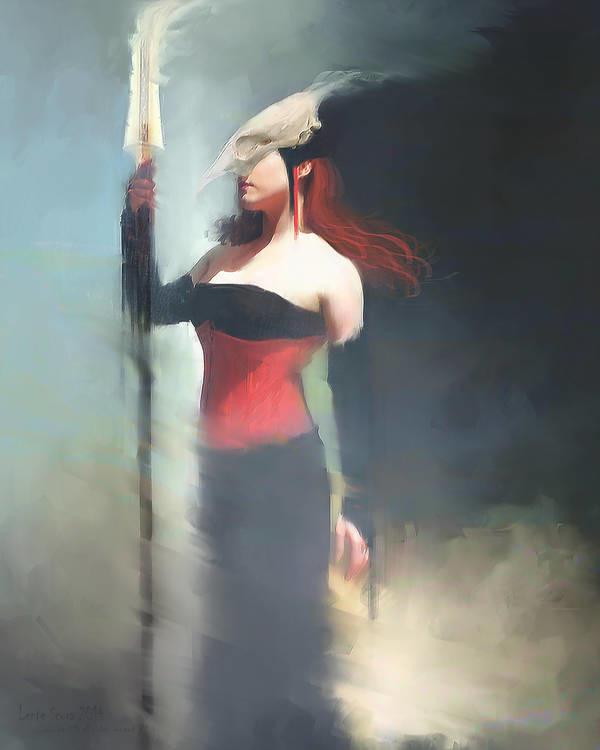 La Regina del Mondo Nascosto