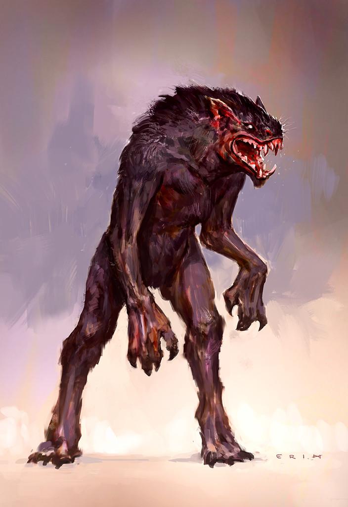 Erik nilsson werewolf