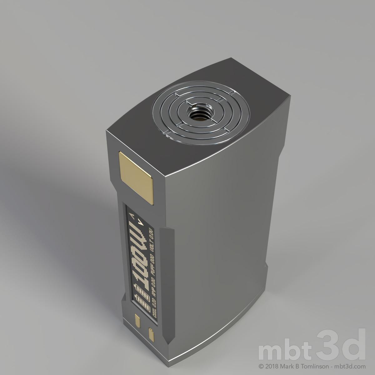 MODO Mod Box: Top 3/4