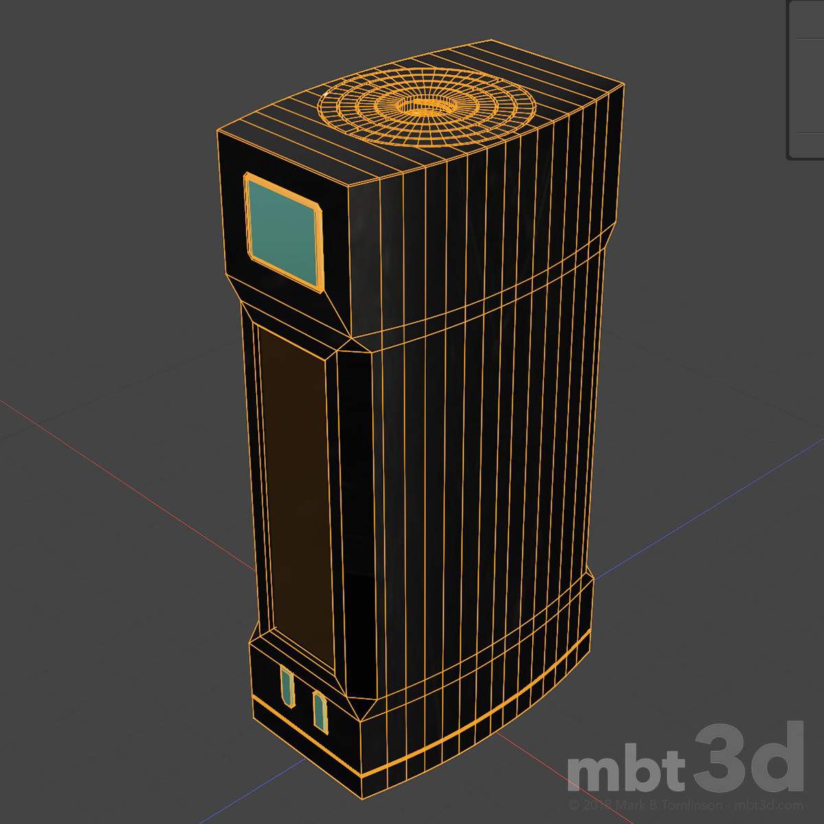MODO Mod Box: Wire
