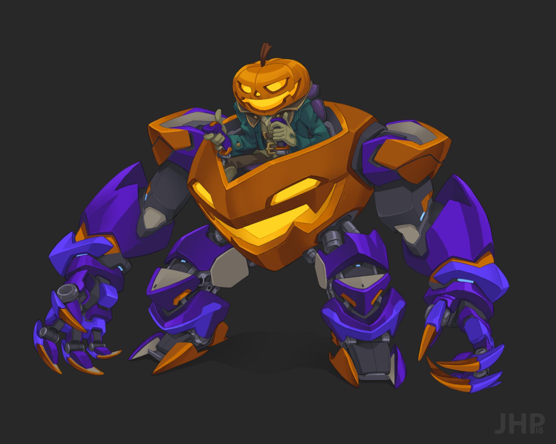 Joao henrique pacheco pumpkinbot