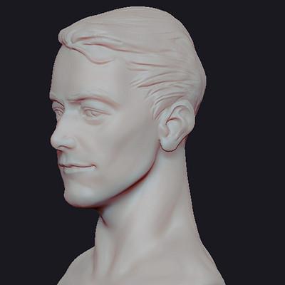Fino feng model sketch