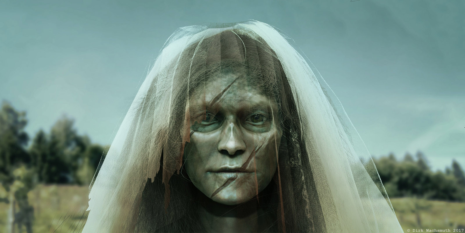 Concept for 'The Bride'