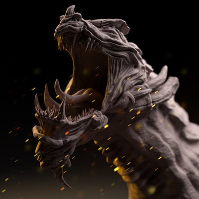 Dragon Head Concept