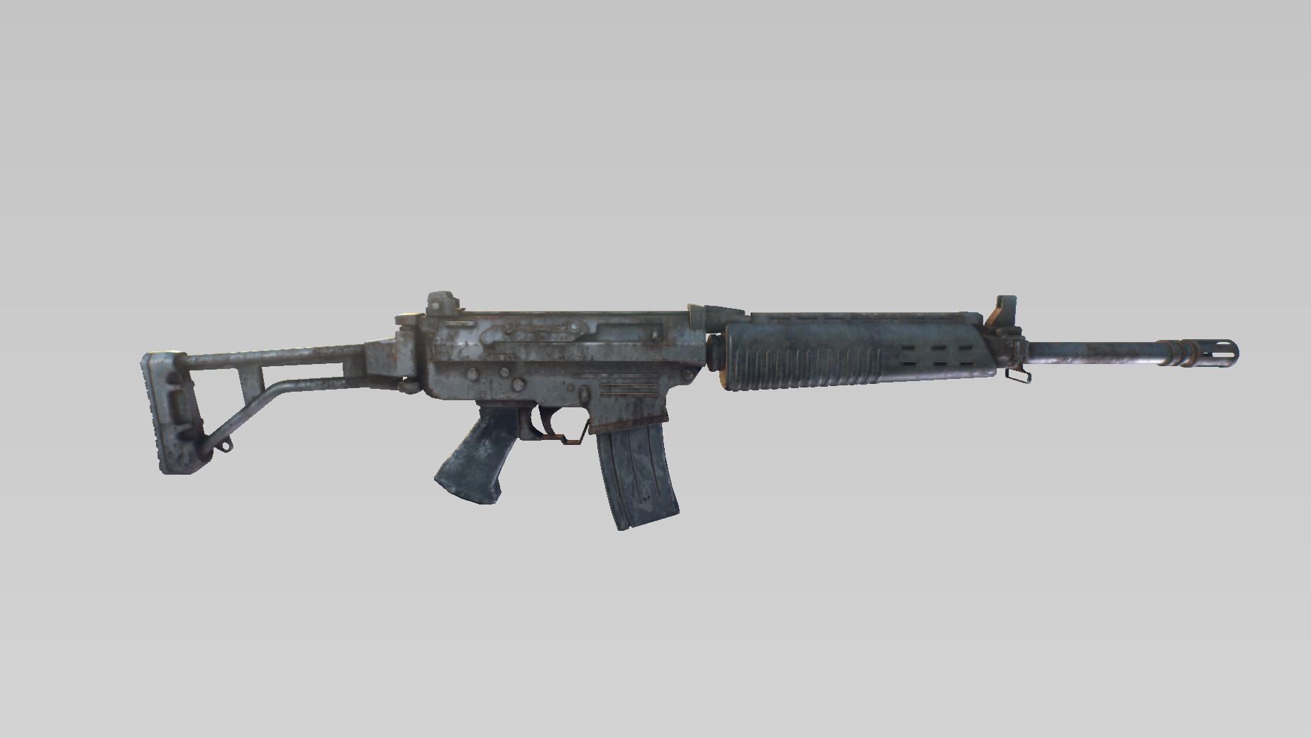Daniel ketterman assault rifle7 var2