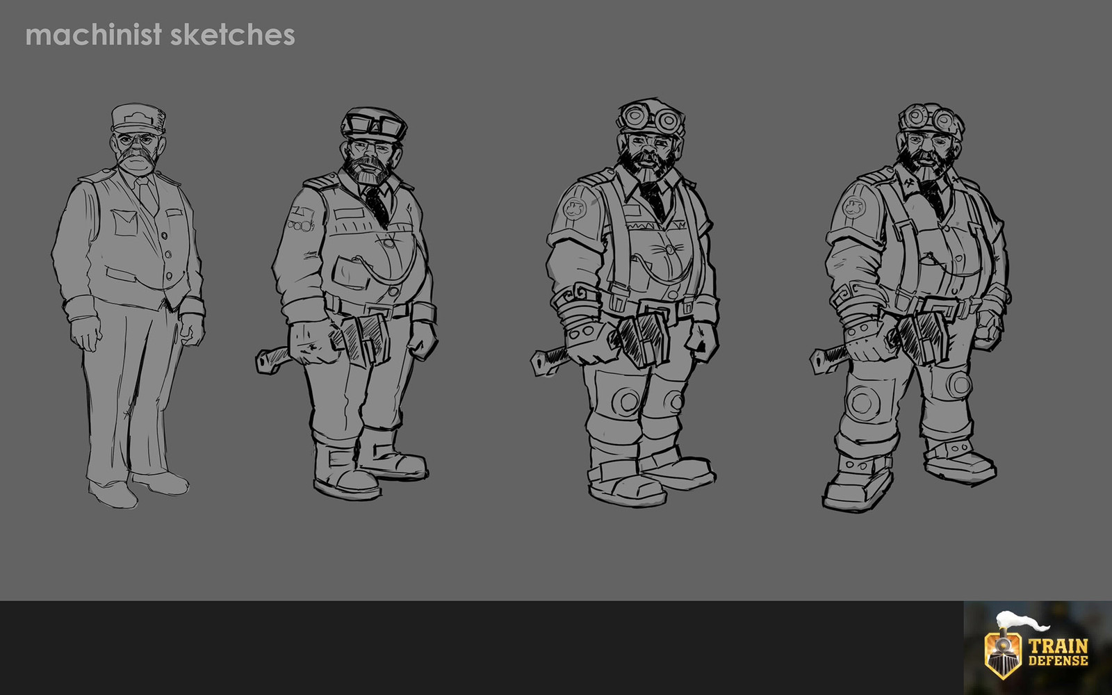 Machinist (sketches)