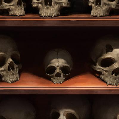 Stephen stark stark steve skulls small