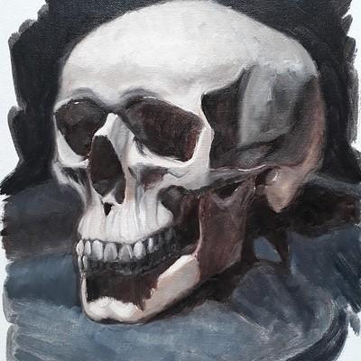 Barry keenan skull