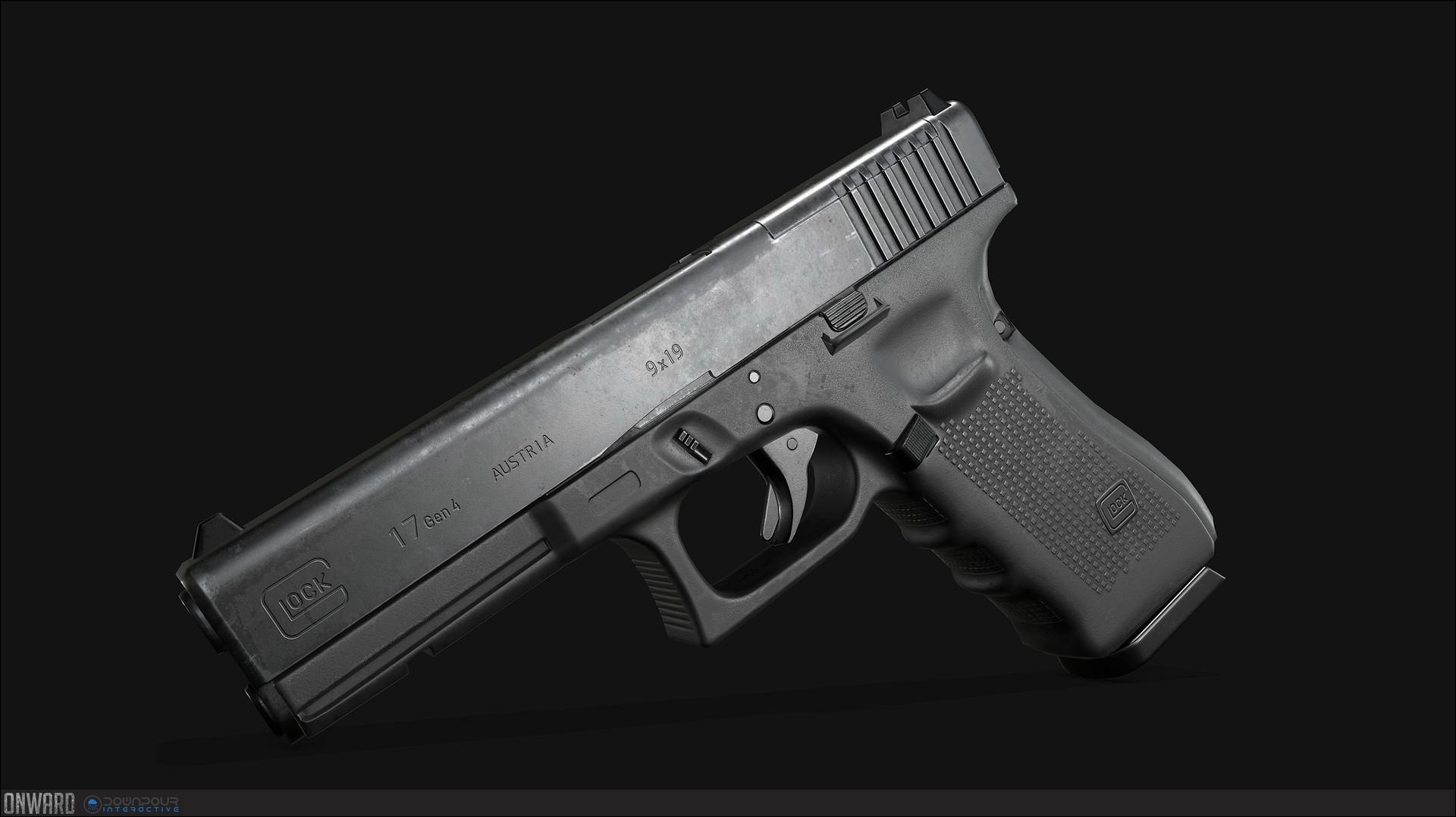 Daniel conroy glock 17 1 border