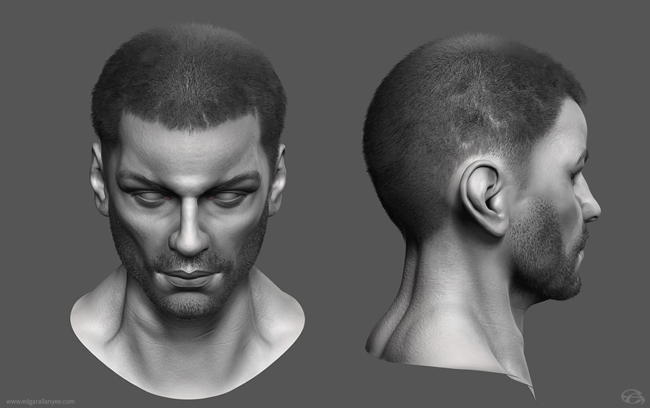 Edgar allan yee headsculpt sheet1
