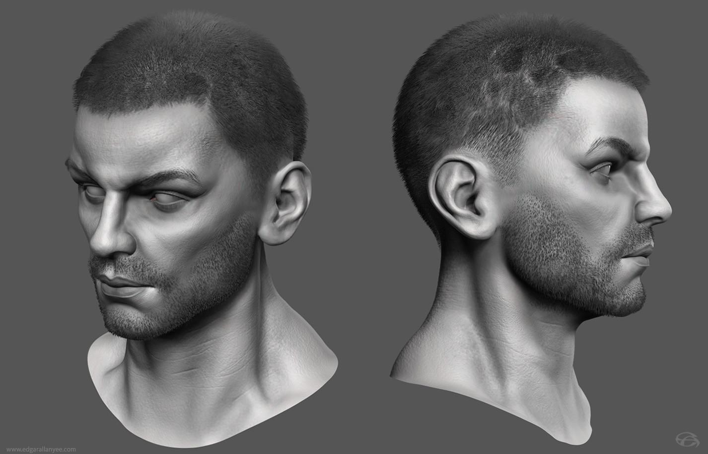 Edgar allan yee headsculpt sheet2