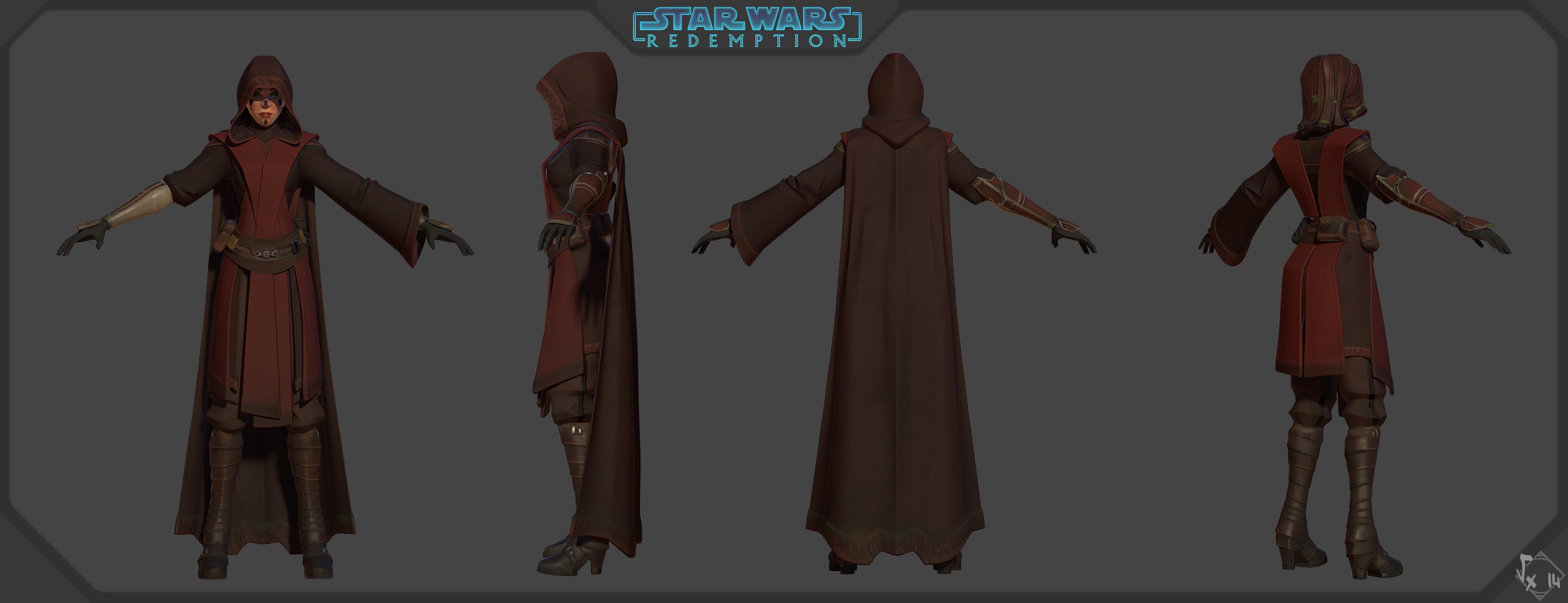 Jedi Master Skin