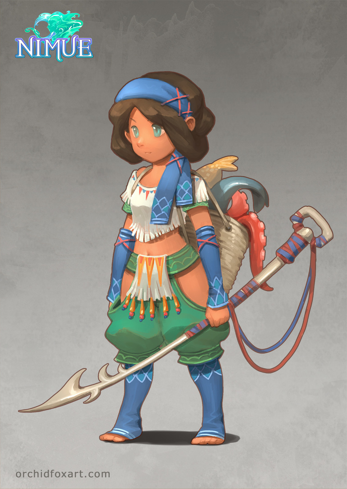 Harpooner Female