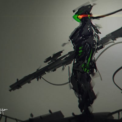 Benedick bana thunderrifle final lores