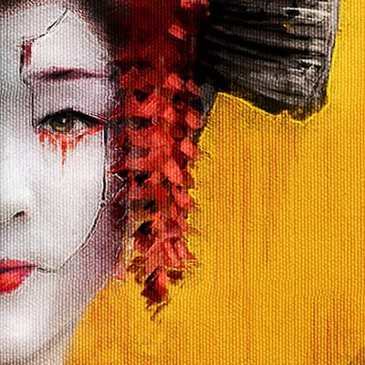 Eva kedves geisha1
