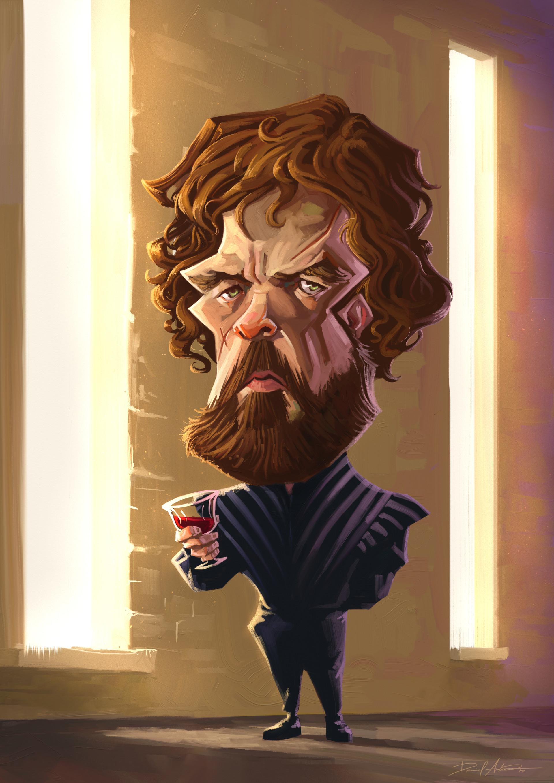 Daniel aubert tyrion lannister