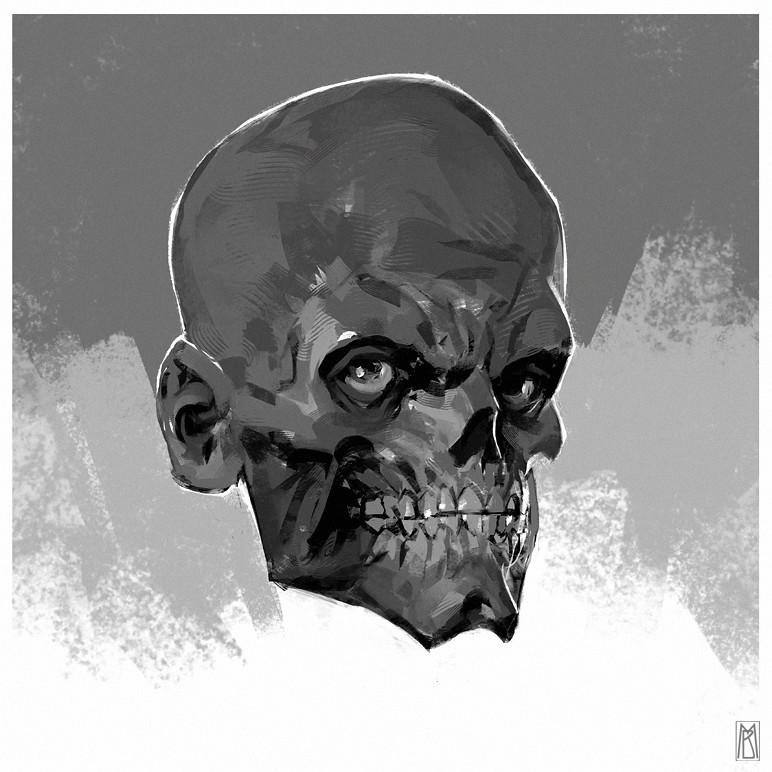 Borislav mitkov skull003