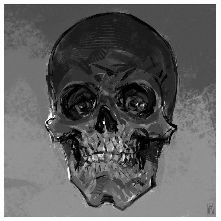 Borislav mitkov skull002