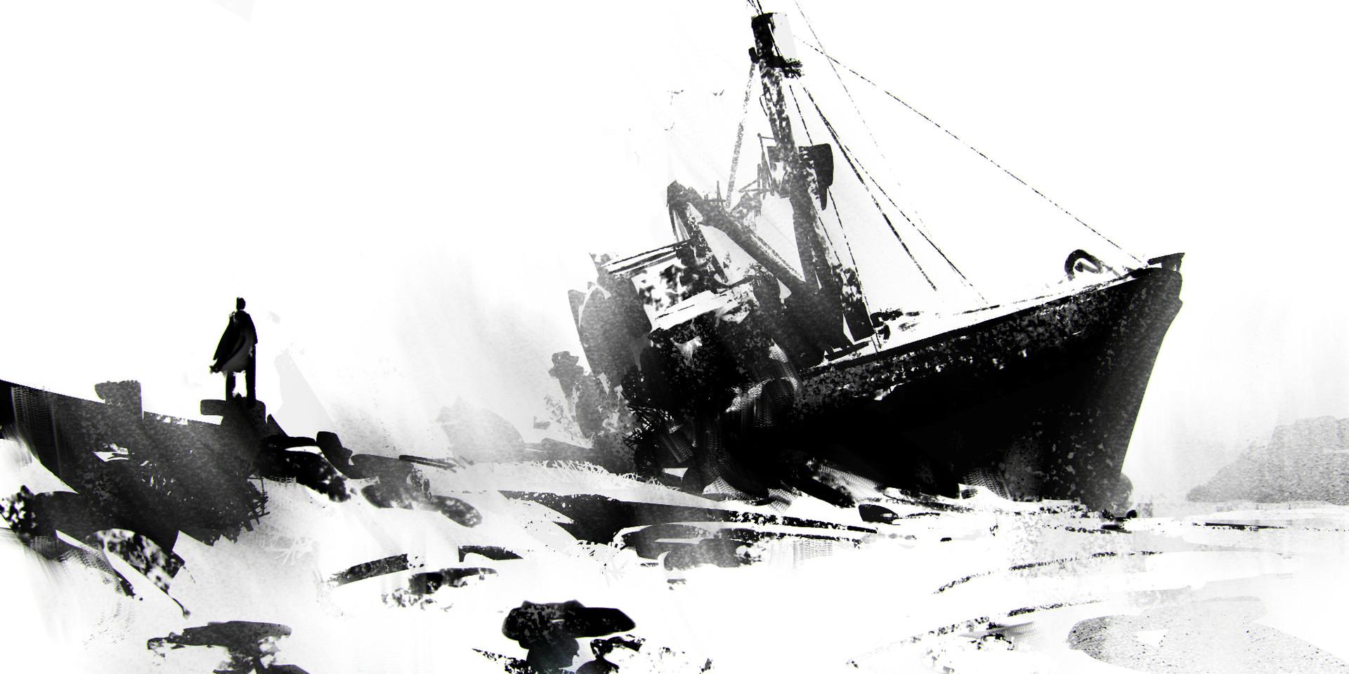 Sathish kumar brush experiment abandoned ship