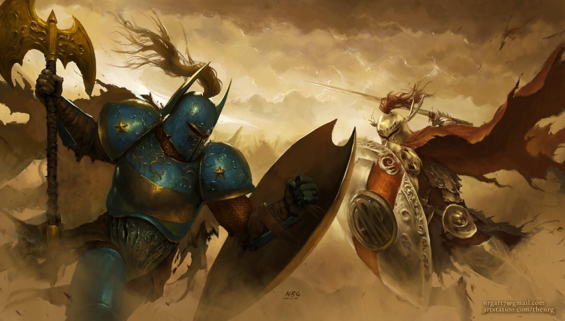 The nrg an endless war the final battle by nrg web