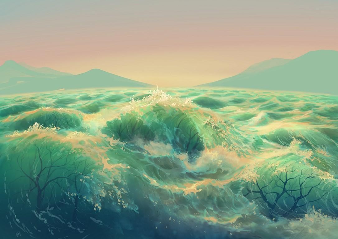 Sea of Trees-Step5