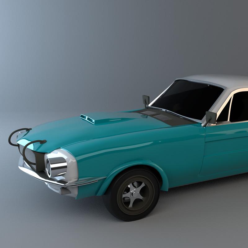 stylized Cars