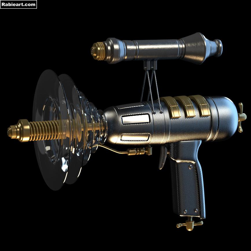 Mohamed aly rabie gun 1