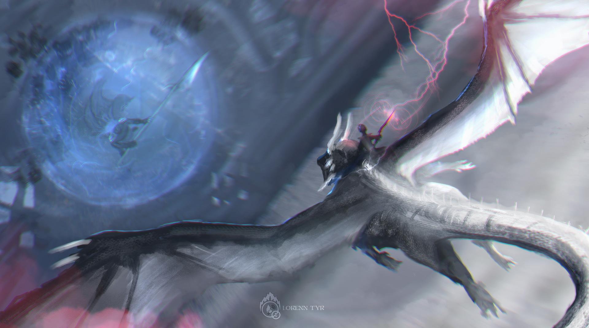 Lorenn tyr caida de dragon3