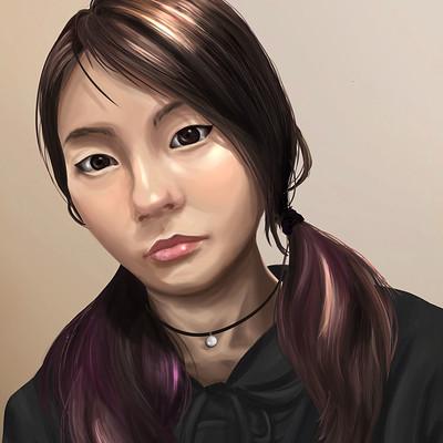 Jane suteerawanit portrait