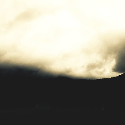 misty mountain tryptic