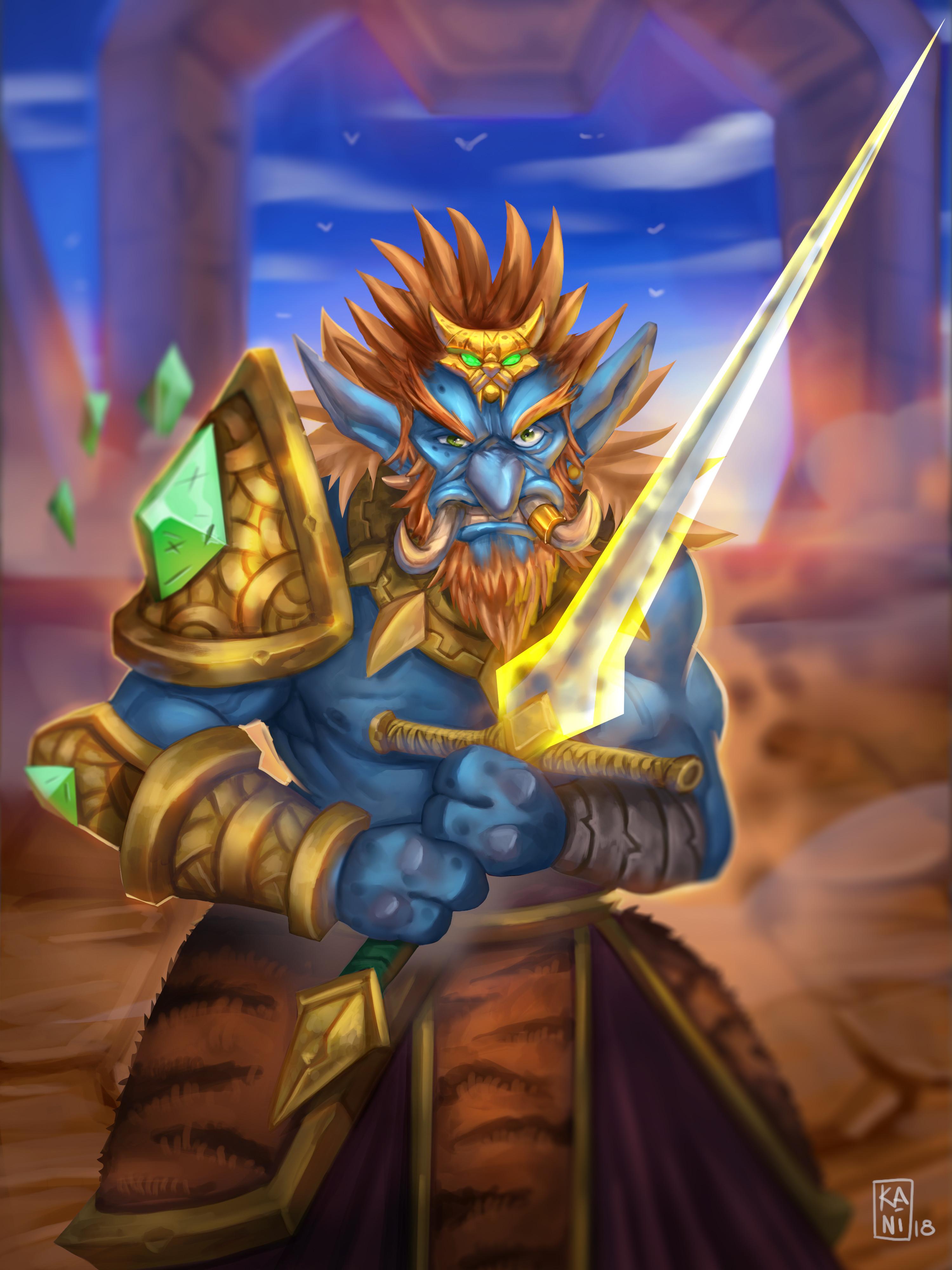 Sword Champion