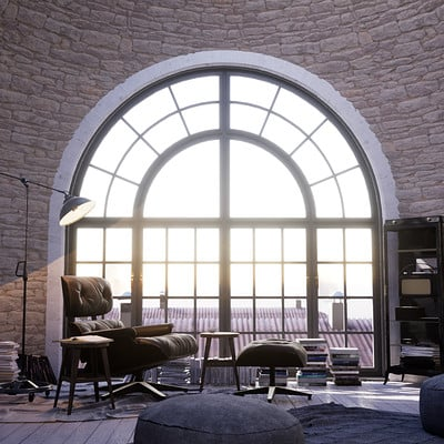 Vaults - Unreal Engine 4