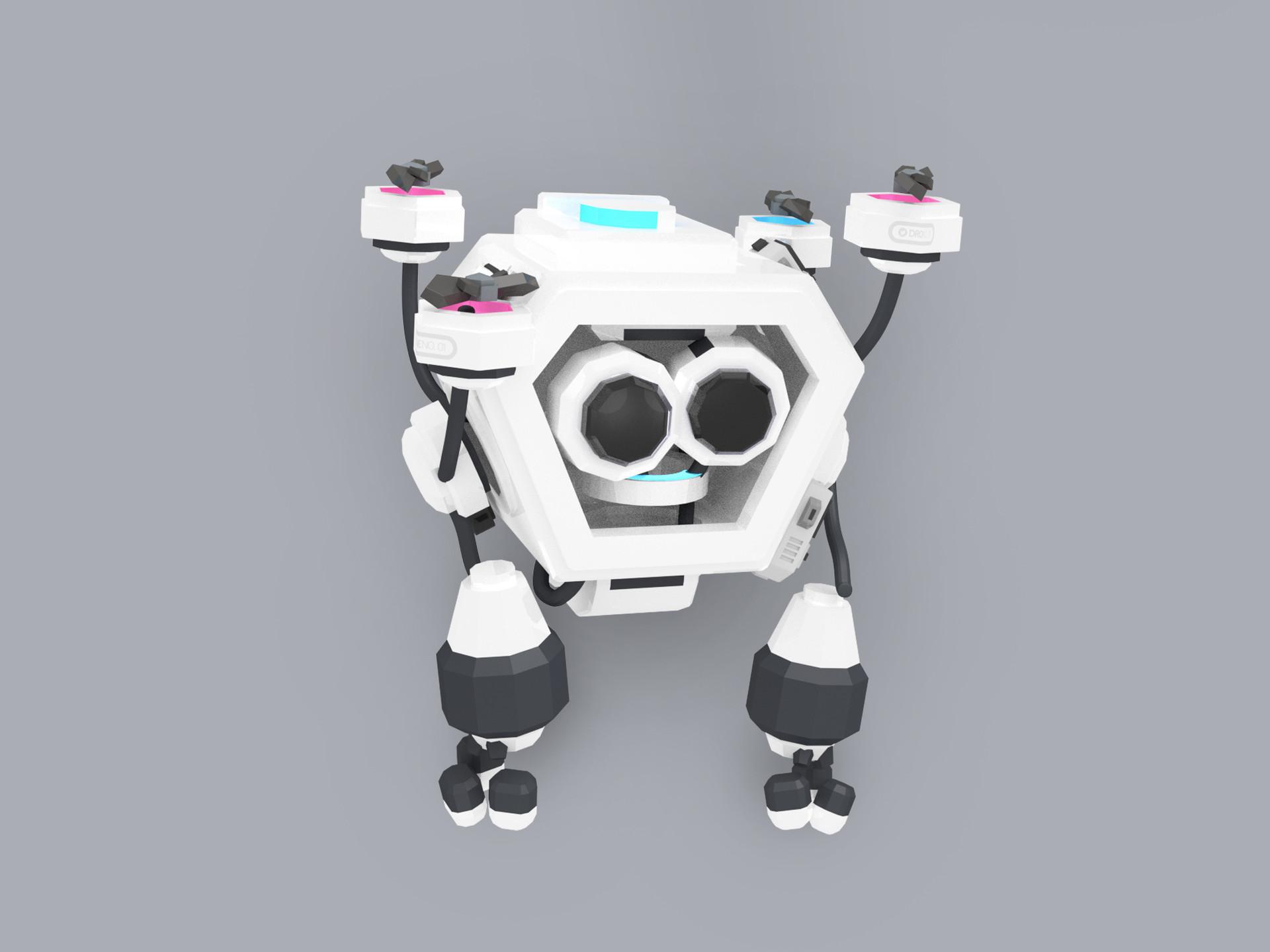 Skylar thomas drone 5