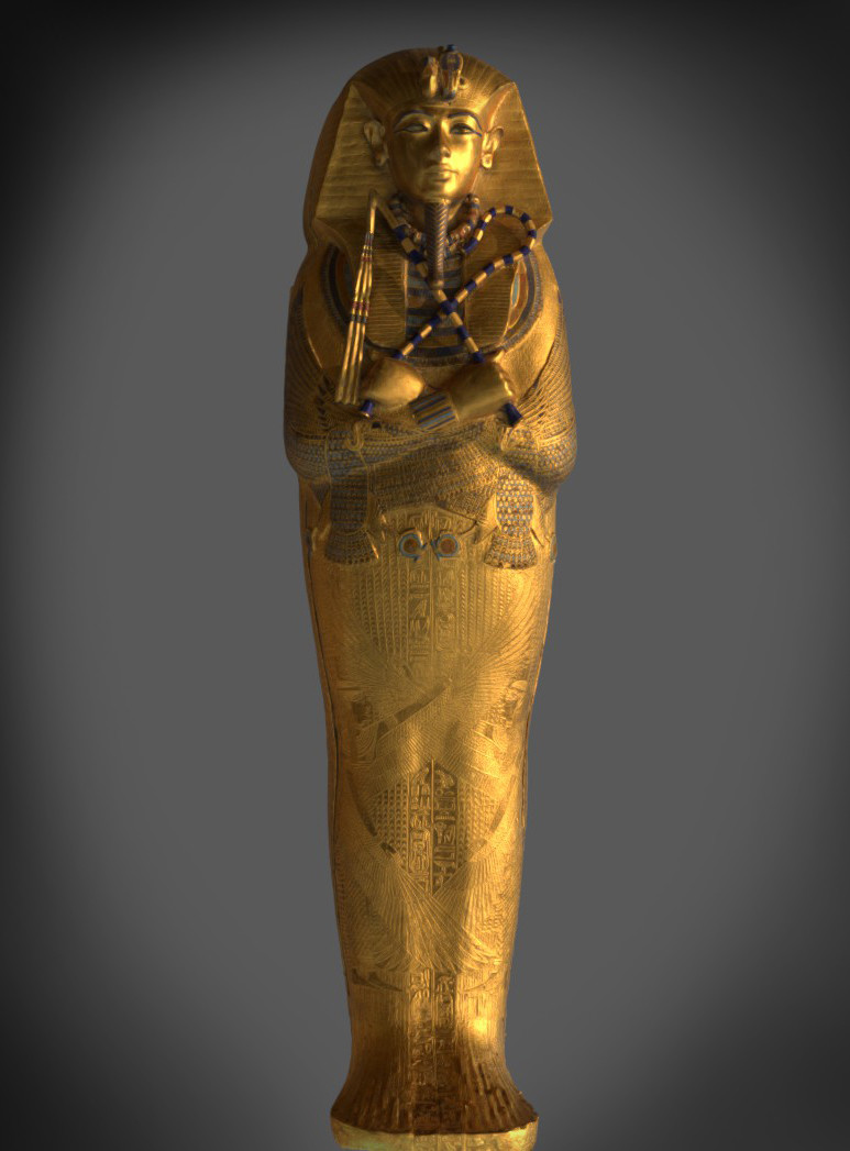 King Tut artifacts