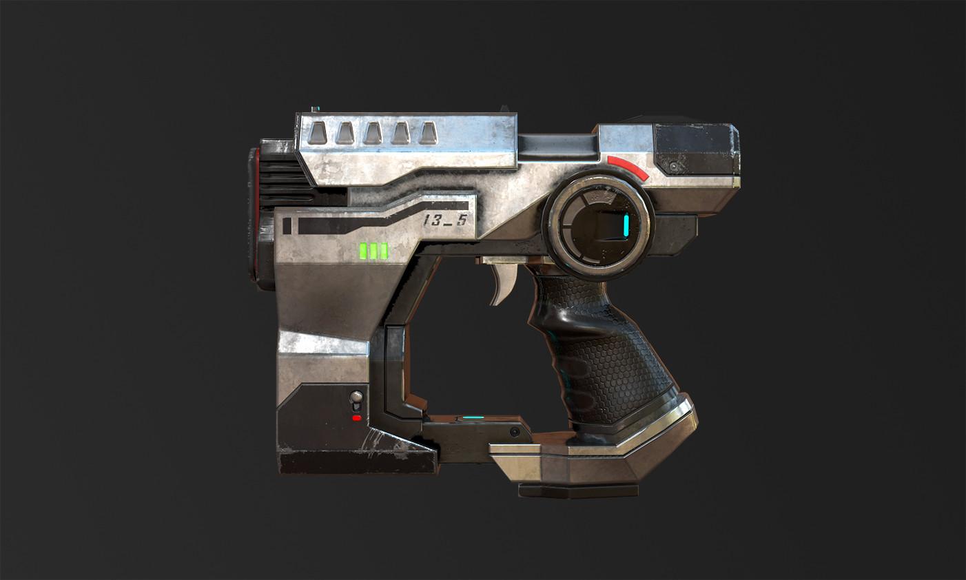 Sasha nodia pistol 05