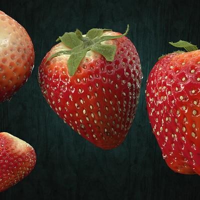 Veda prashanth strawberry j