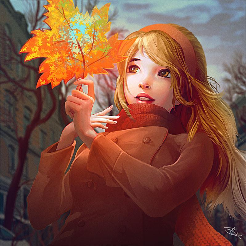 Saying goodbye to this autumn