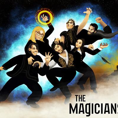 Erenito betta the magicians small
