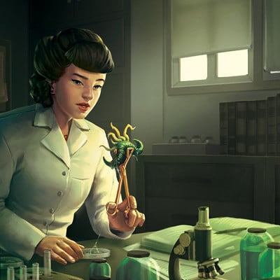 Gunship revolution 10 scientist