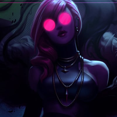 Jessica oyhenart kda evelynn finished