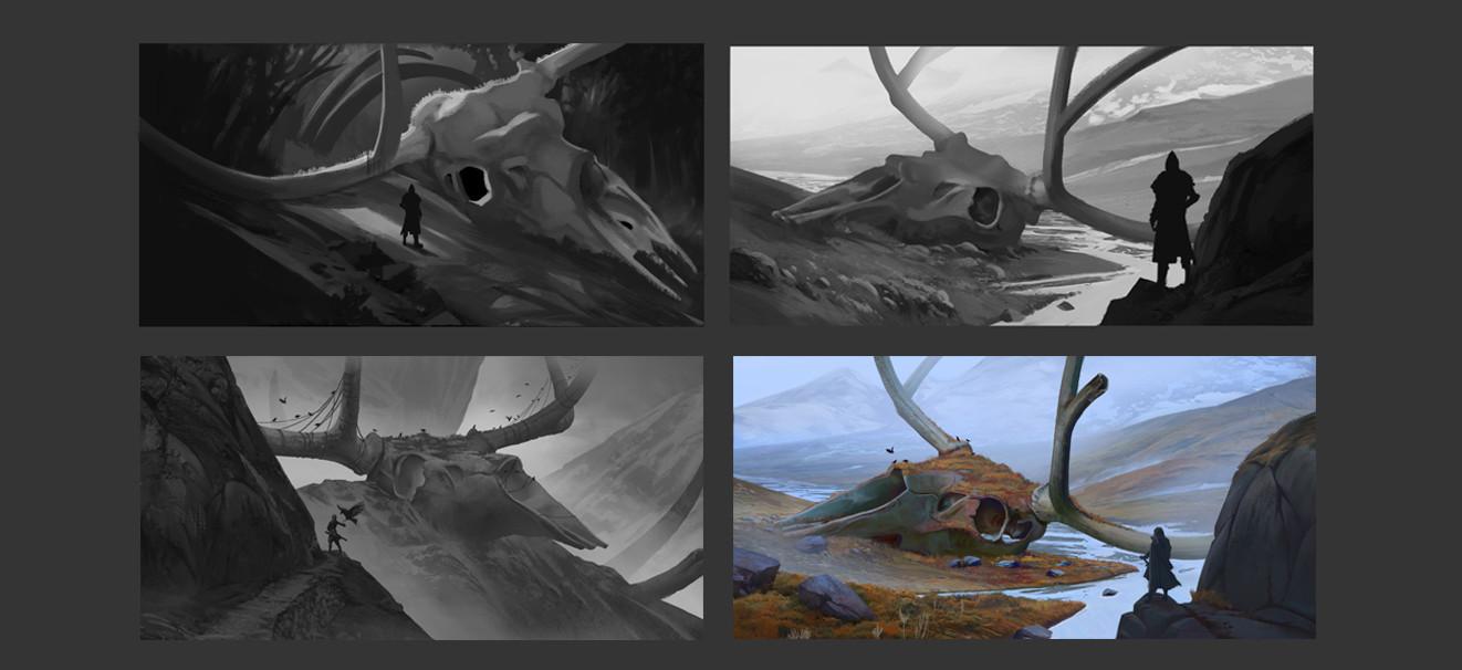 Concepts & Thumbnails
