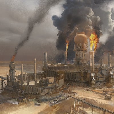 Yujin choo oilfield finish