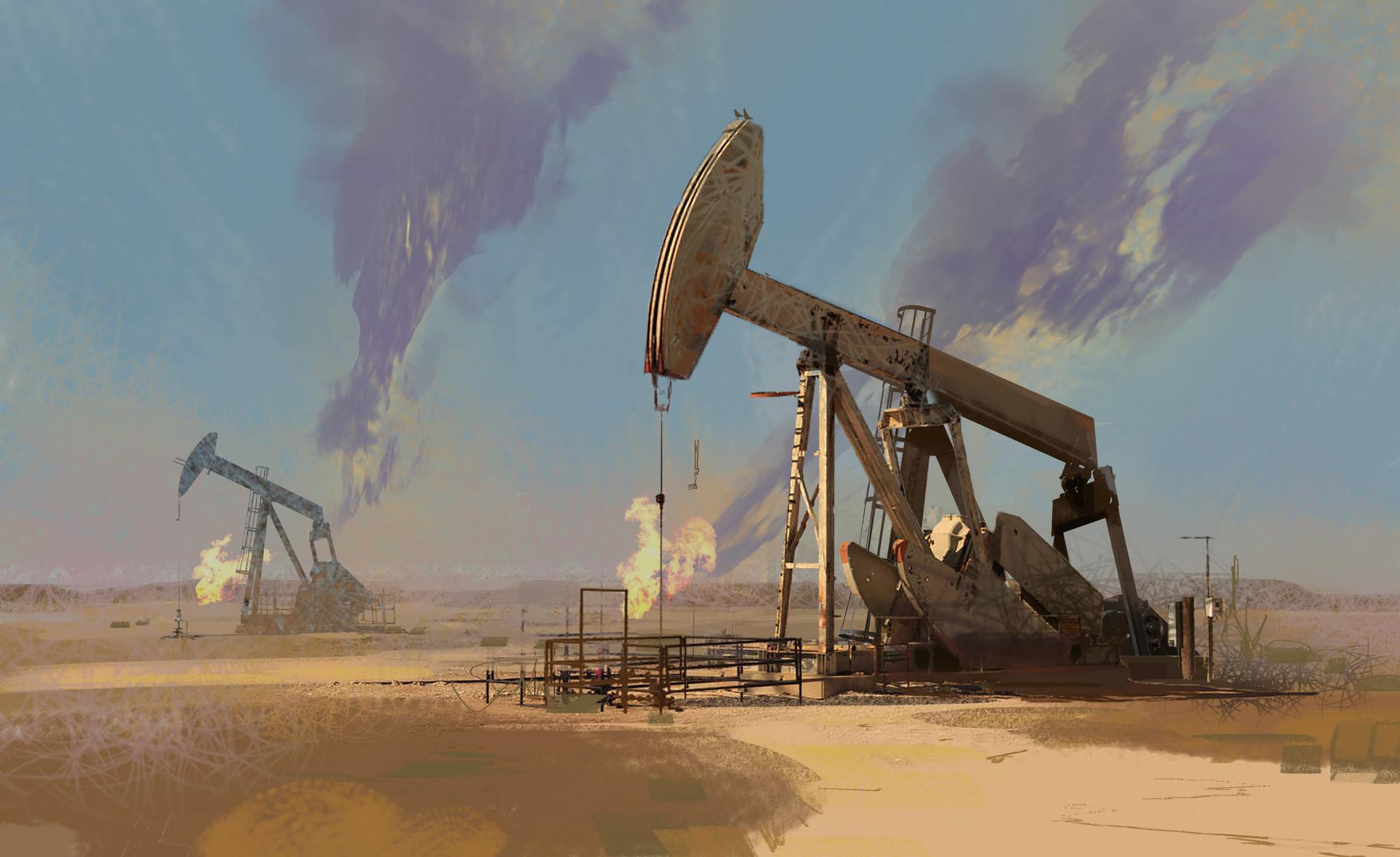 Yujin choo oilfield1 sketch