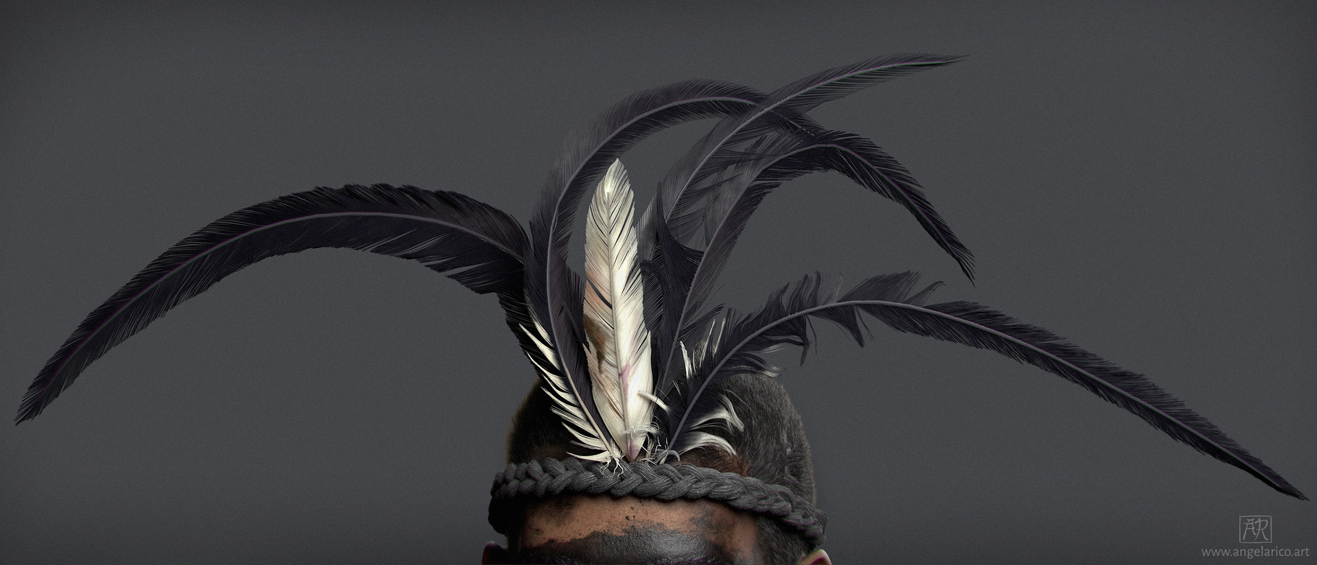 Angela rico feathers s