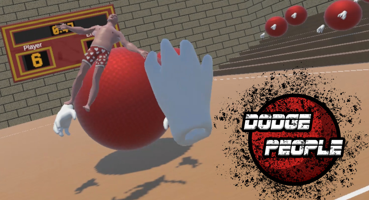 Dodge People - Screenshot with Logo