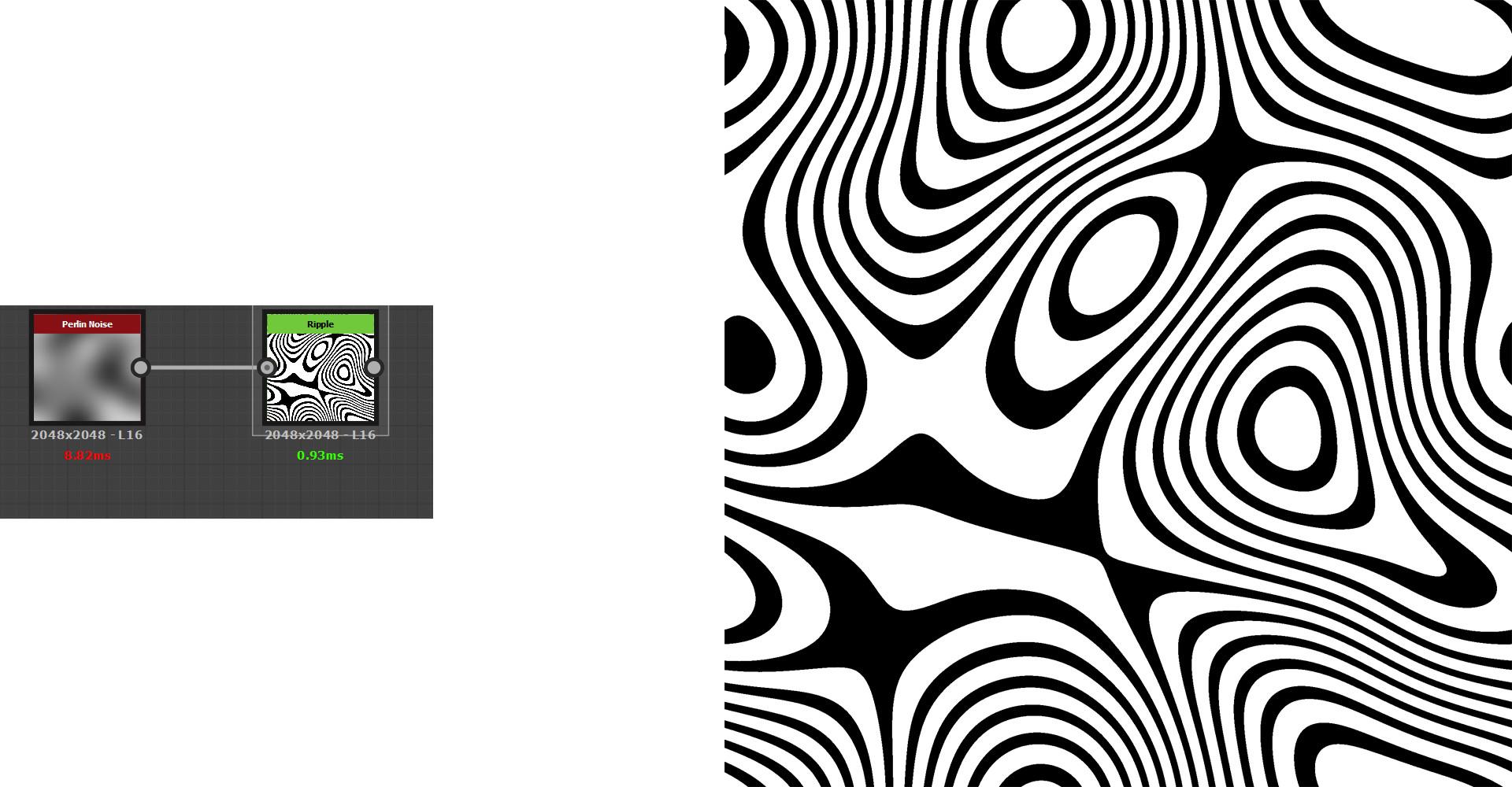 ArtStation - Ripple - Substance Designer Filter Effect, Arran Bidwell